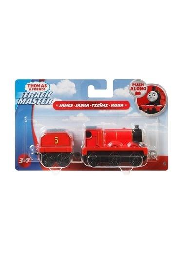 Thomas & Friends Tho Friends Trackter Sür-Bırak Büyük Tekli Tren GCK94-FXX21 Renkli